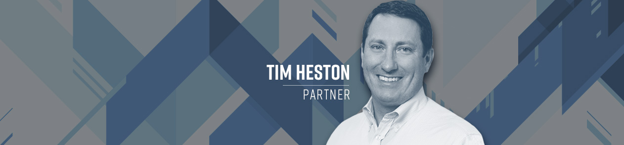 Bertram Capital Promotes Tim Heston to Partner news featured image