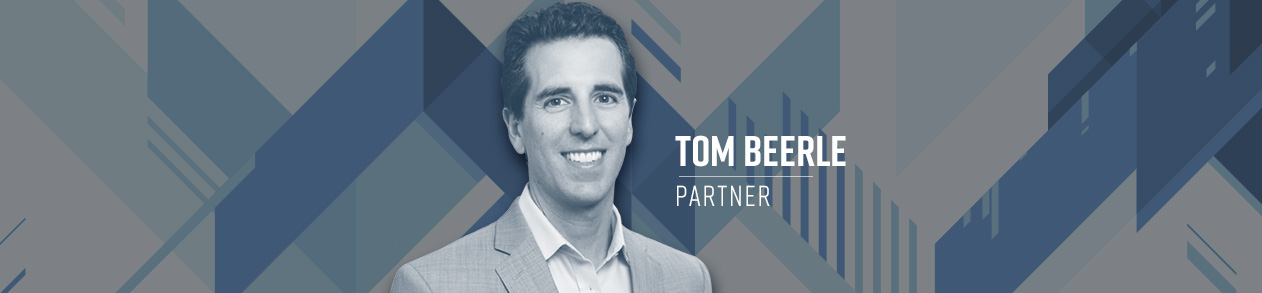 Bertram Capital Promotes Tom Beerle to Partner news featured image