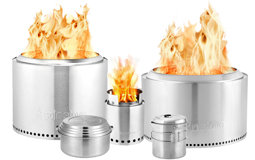 image of Solo Stove products