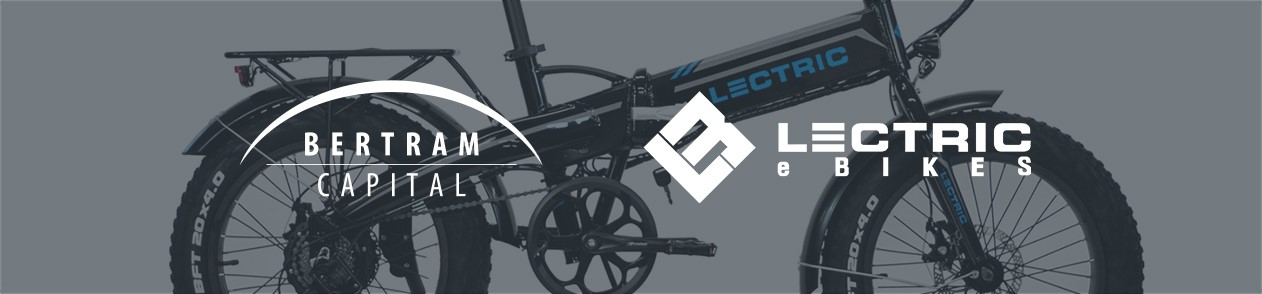 Bertram Capital Announces Investment in Lectric eBikes news featured image