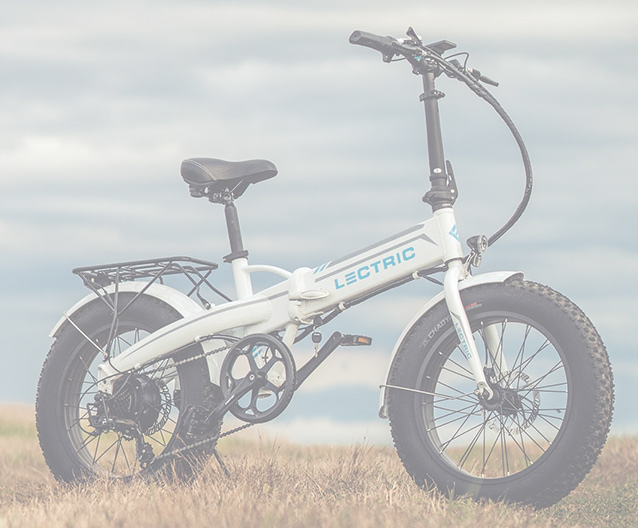 Lectric eBikes background