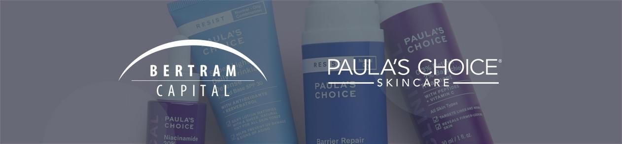 Bertram Capital to Exit Paula's Choice news featured image