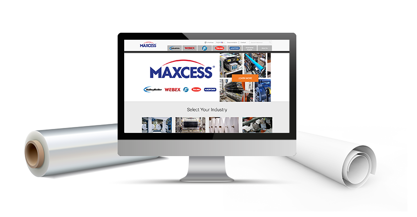 image of Maxcess products