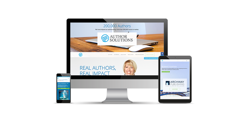 image of Author Solutions products