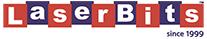 LaserBits logo